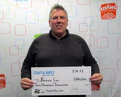 Patrick Cox - $200,000 Merry Millions
