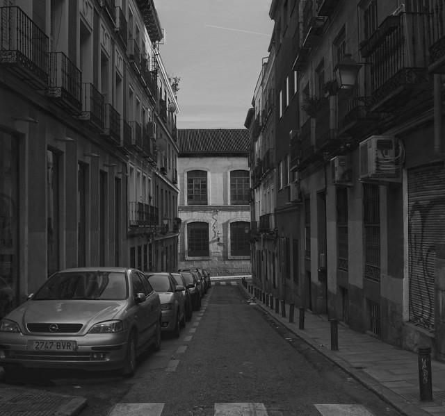 Calle San Ildefonso, Madrid (2016)
