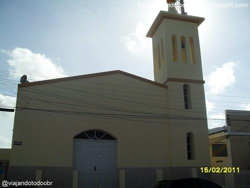Maravilha - Igreja da Sagrada Família