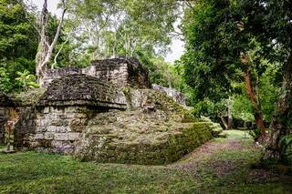 Attēls no Tikal pie Tikal. cstevendosremedios tikal petén guatemala gt
