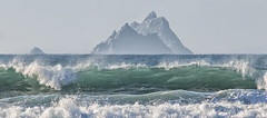 The Skelligs from St Finan's Bay