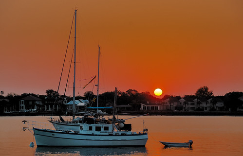 matanzasriver miamifl staugustinefl travelling tourism sunset colors yacht boats walking waterways sun outdoors river urban unitedstates urbanexploration