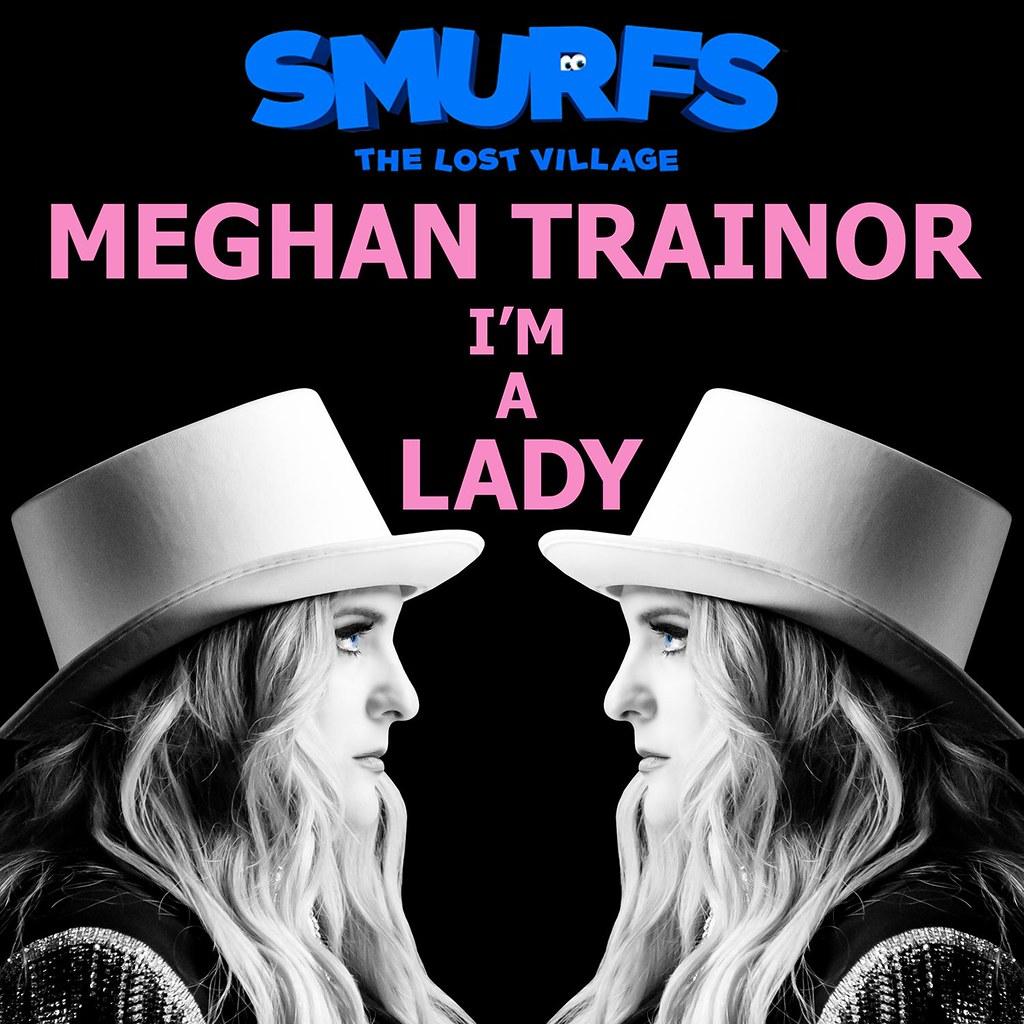 Meghan Trainor - I'm a Lady - capa single