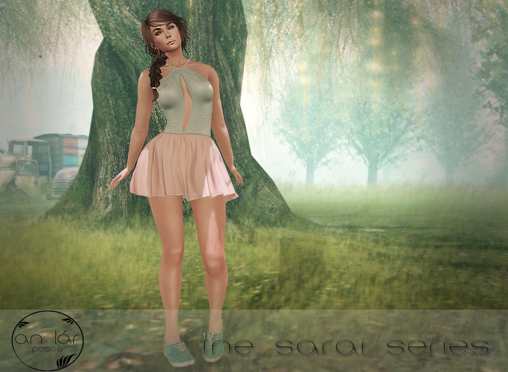 an lár [poses] The Sarai Series - SecondLifeHub.com