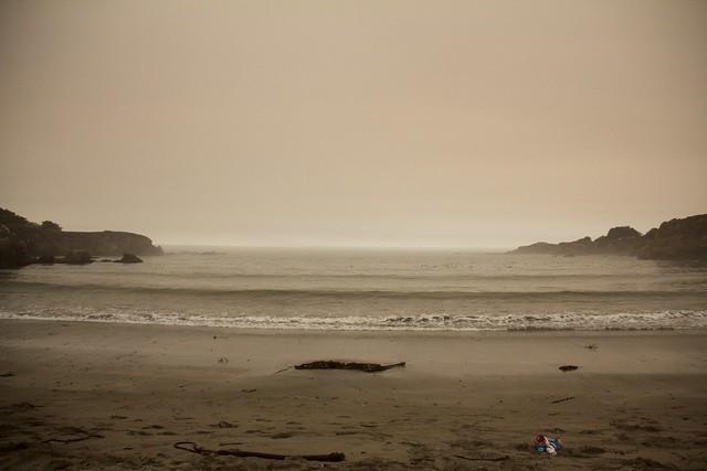 Caspar's beach