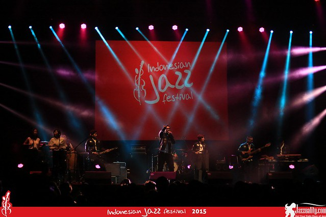 Indonesian Jazz Festival 2015 - Maliq n d Essentials(1)