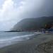 Beach Monterosso al Mare. Cinque Terre. Liguria.