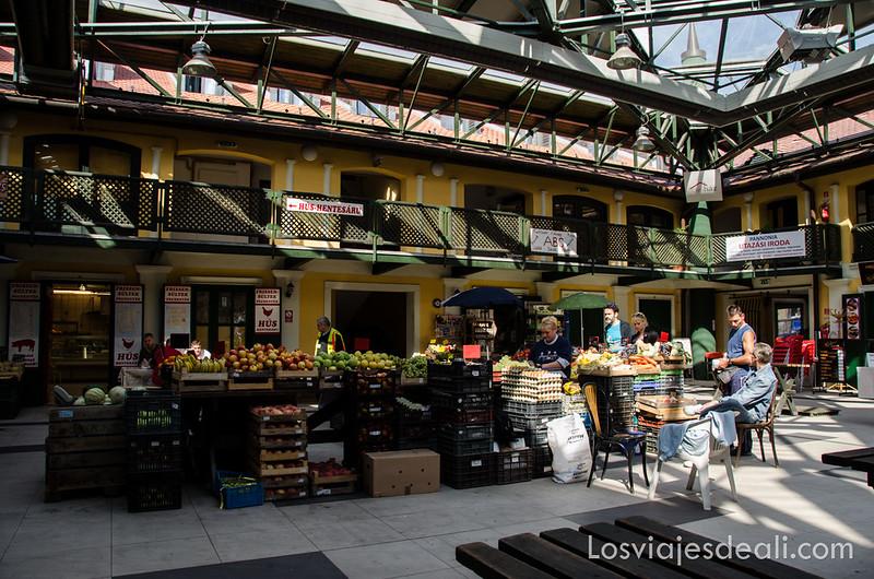 Óbuda barrio de Budapest