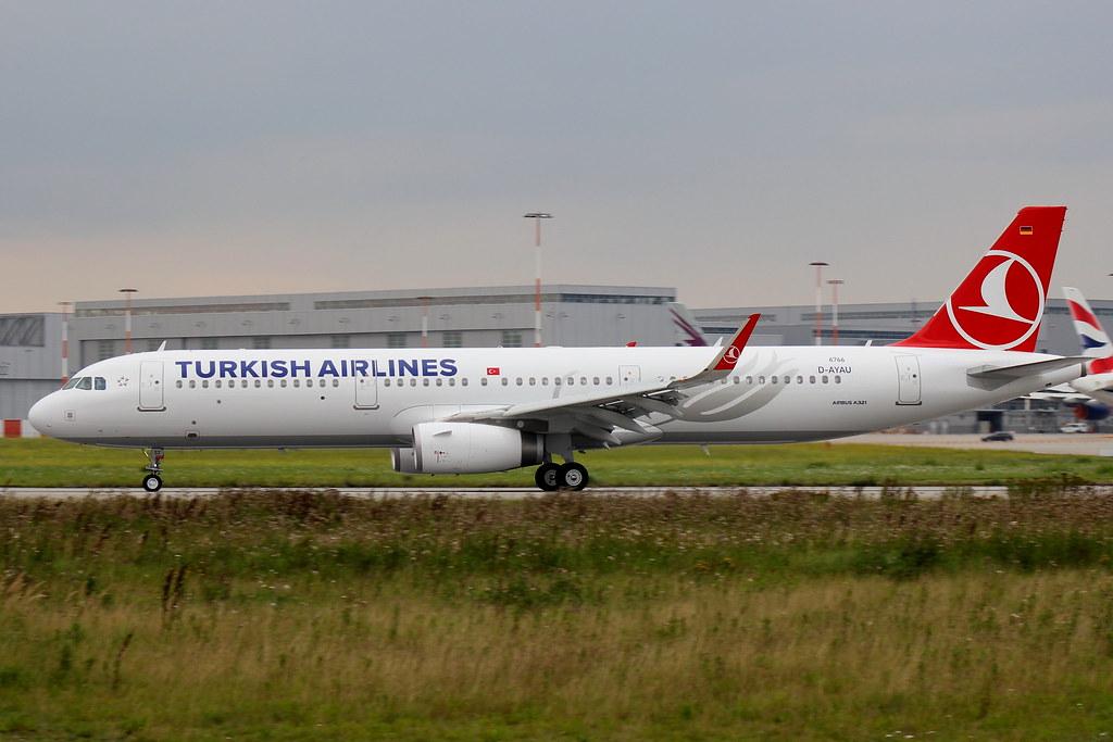 TC-JSZ - A321 - Turkish Airlines