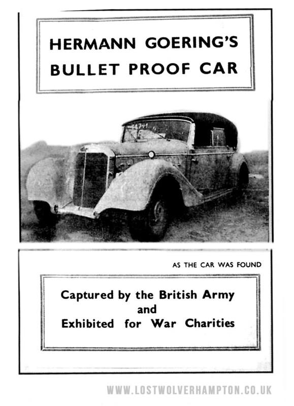 Goerings car