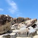 All boulders you see on the beach by daveynin