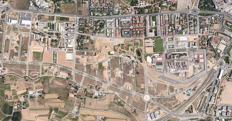 lleida, tenim pressa, después, urbanismo, planeamiento, urbano, desastre, urbanístico, construcción, rotondas, carretera