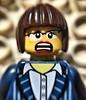 Yikes Lego Face