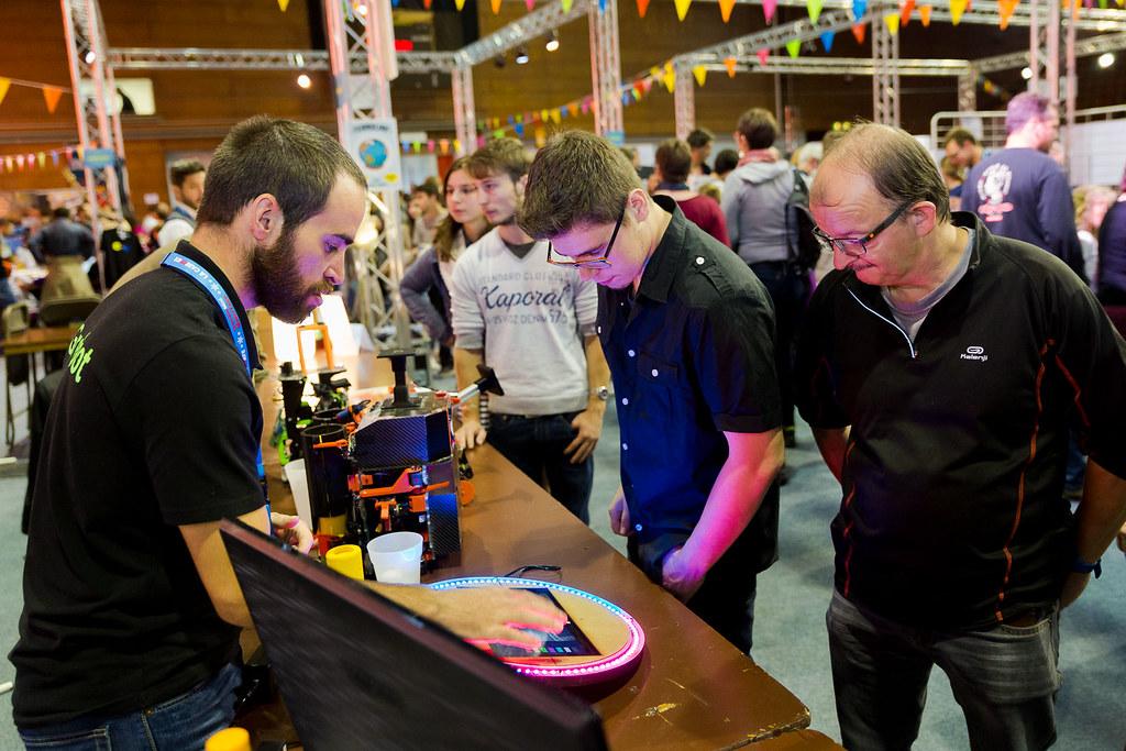 Grenoble Mini Maker Faire