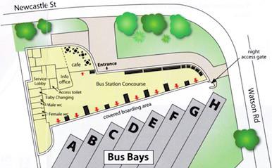 Worksop Bus Station