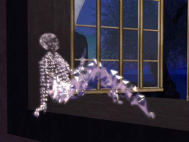LEA10:  Metamofaces -  A Girl In the Window