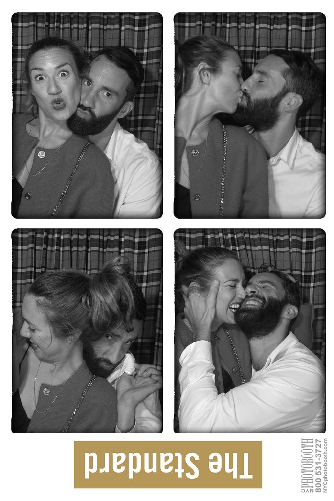 The Standard photobooth