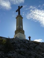 la Sainte Victoire-moussaillon+arete sud integrale avec Peter