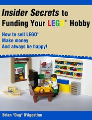 Selling LEGO Online ebook cover