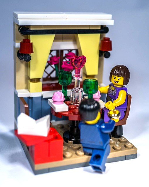 REVIEW LEGO 40120 - Seasonal - Valentine's day