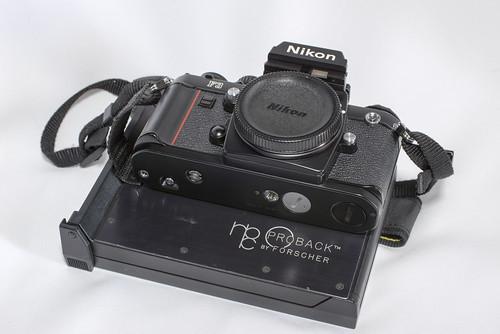 NPC PROBACK for NIKON F3