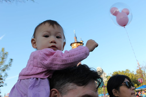 @ Disneyland in Los Angeles