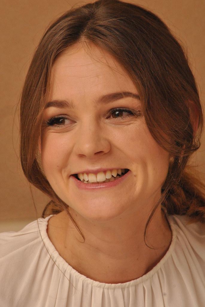 Кэри Маллиган — Пресс-конференция «Суфражистка» 2015 – 29