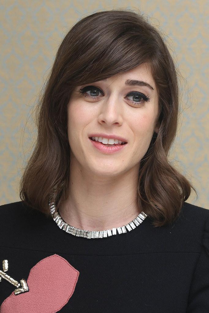 Лиззи Каплан — Пресс-конференция «Мастера секса» 2014 – 19