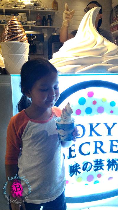 frozen fiji tokyo secret ice cream