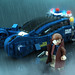 Blade Runner Spinner by Legohaulic