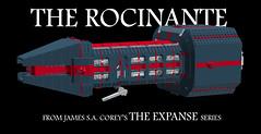 Rocinante (side)