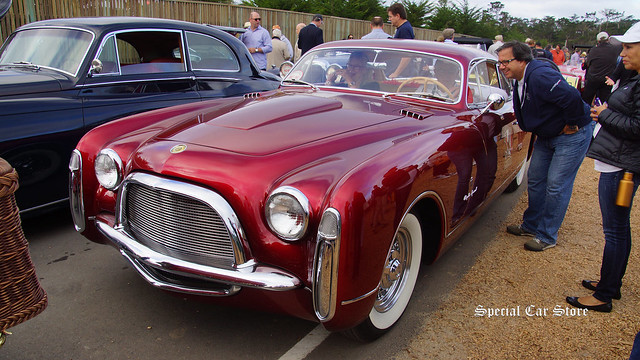 1953 Chrysler Imperial Ghia Coupe