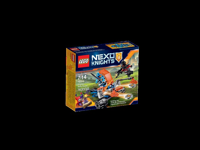 LEGO Nexo Knights 70310 - Knighton Battle Blaster
