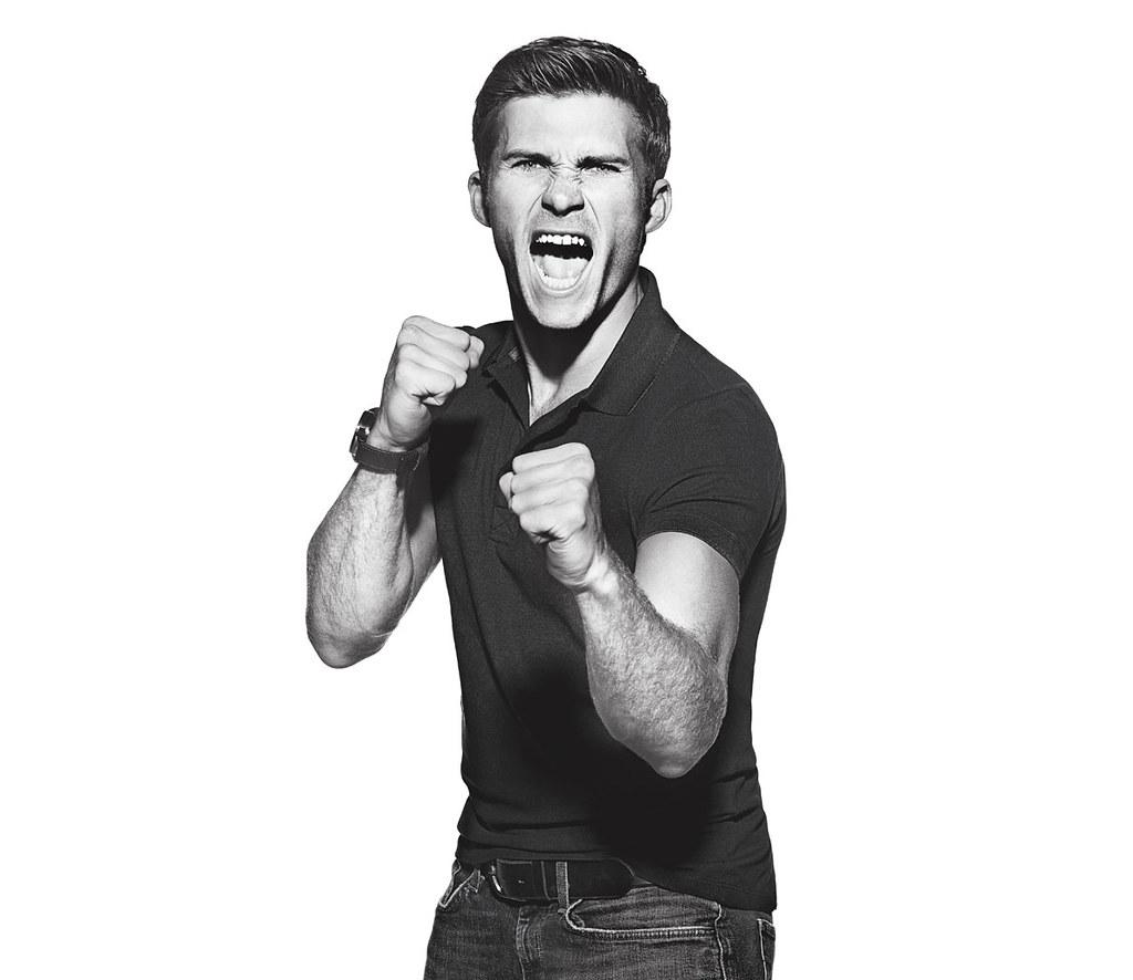 Скотт Иствуд — Фотосессия для «Men's Fitness» 2015 – 1