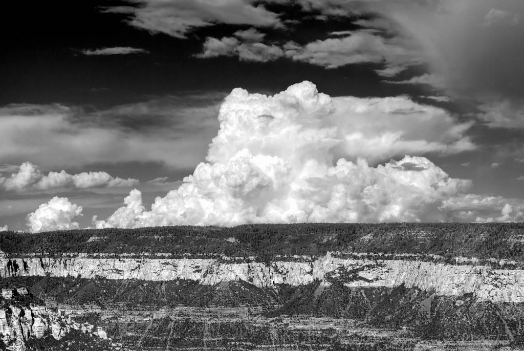 North Rim - Grand Canyon, AZ, September, 2013