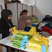 Sewing sport outfits for youth by undp.syria