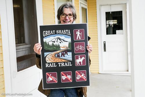 Great Shasta Rail Trail