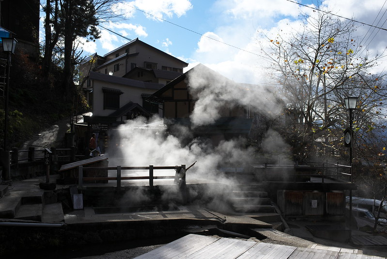 信州野沢温泉の旅 2015年12月5日