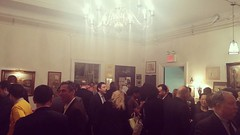 Thank you to all who attended tonight's Holiday Networking Cocktail Reception!