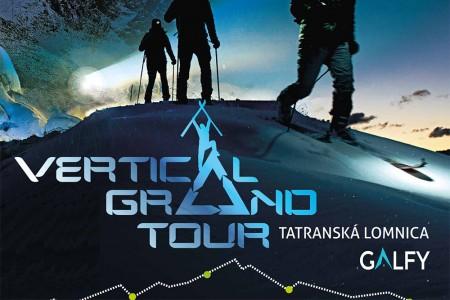 Pozvánka na Vertical Grand Tour 2017 v Tatranské Lomnici