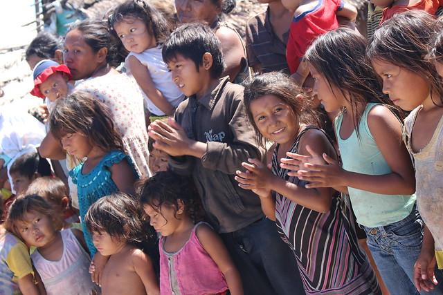 Visita a Sinamaica #JuntosContraElHambre