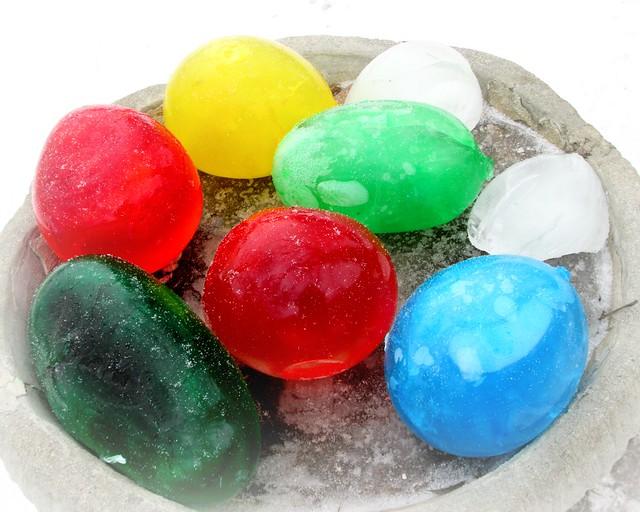 made pretty ice balls, Canon POWERSHOT A2500