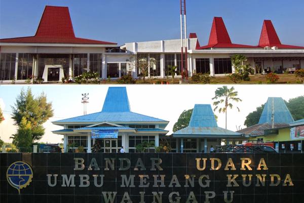 Bandara di Pulau Sumba