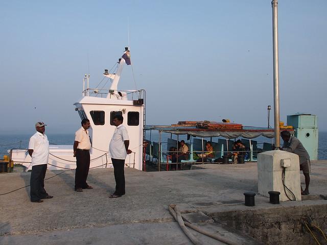 北アンダマン島