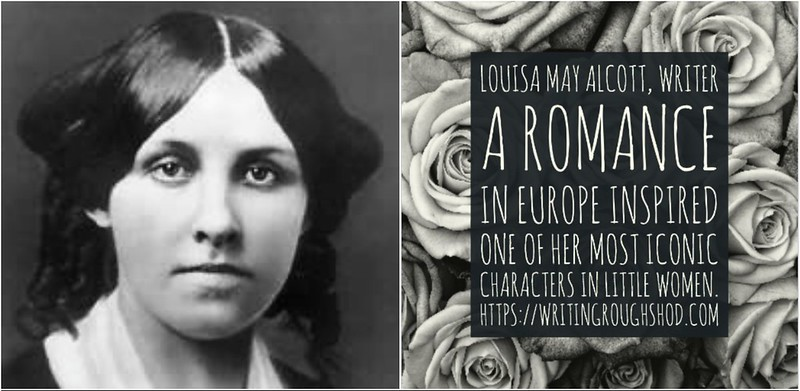 LOUISA MAY ALCOTT #100travelHERS