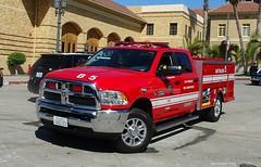 Los Angeles CA Fire Dept - Battalion 5 - Ram 3500 Truck (1)