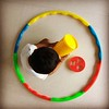 In Circles #circles #babyground #baby #colors #play