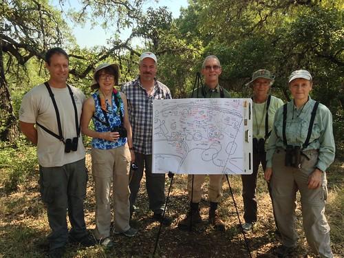 Bird Language Mapping Group Photo - 1