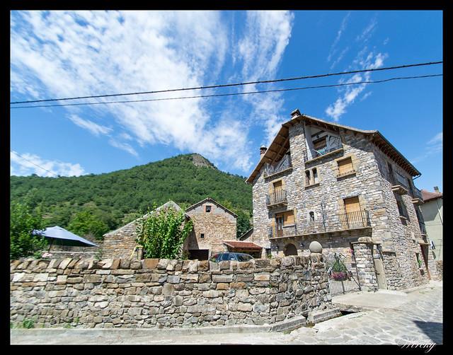 Casas de Siresa