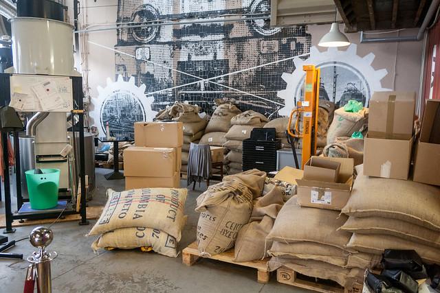 Coffee Cargo, Kraków